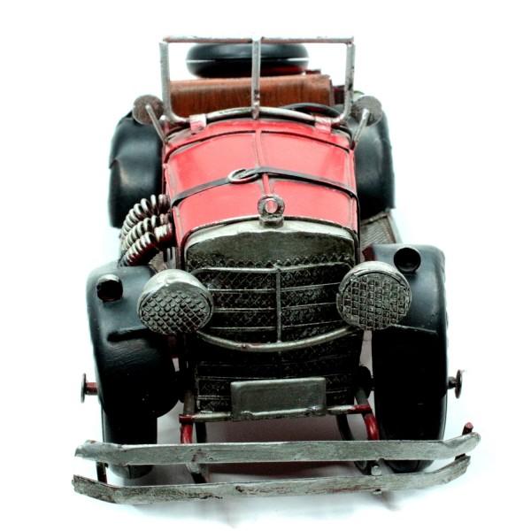Kırmızı Klasik Biblo Araba