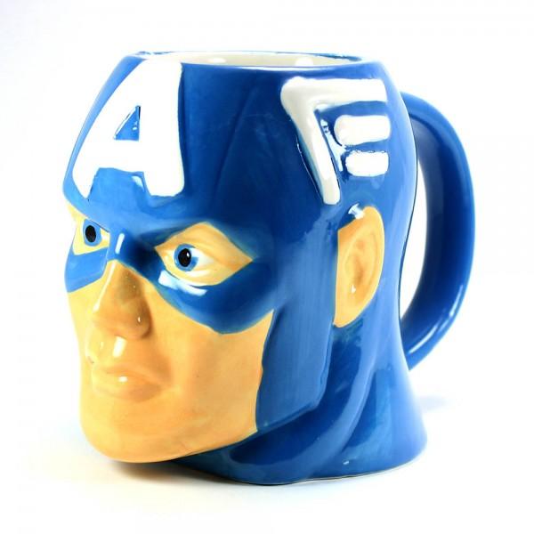 Captain America Kupa Bardak