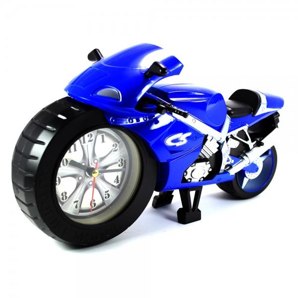 Dekoratif Motosiklet Masa Saati