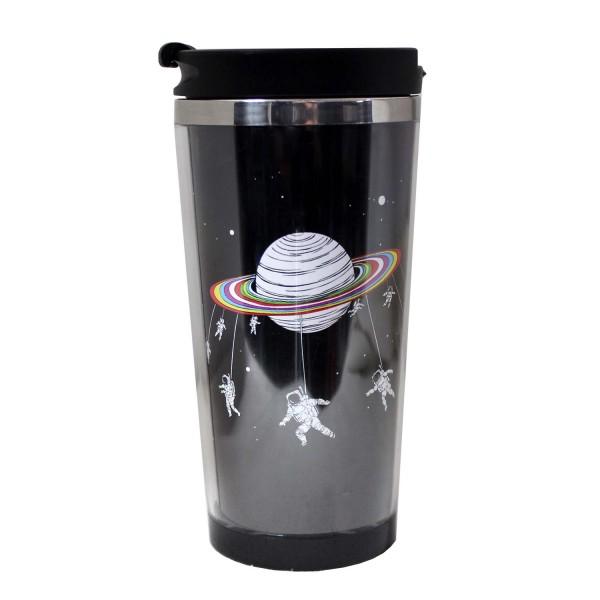 astronot atlı karınca termos bardak