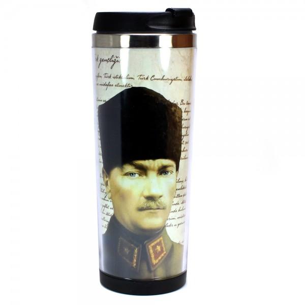 Atatürk Gençliğe Hitabe Termos Bardak