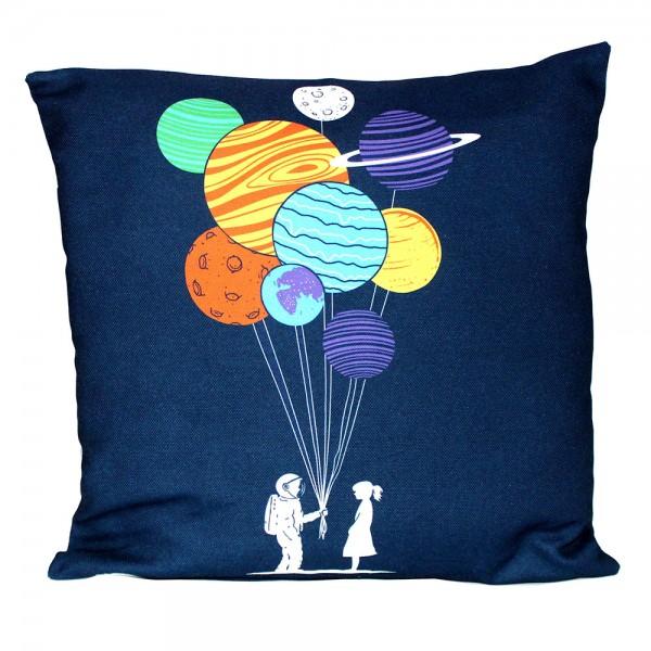 Balonlu Astronot Yastık