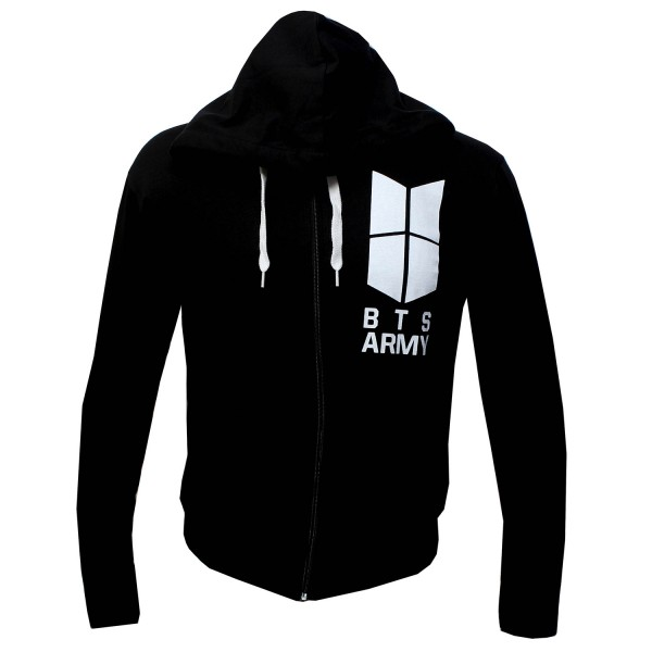 Bts Army Kapşonlu Sweat