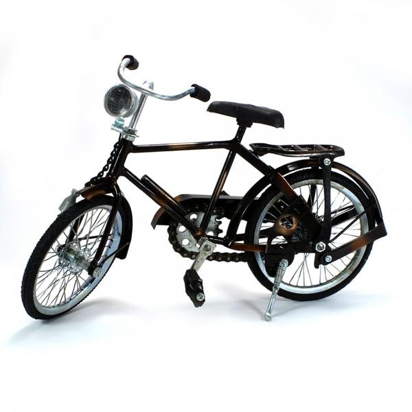 Metal Eski Model Bisiklet