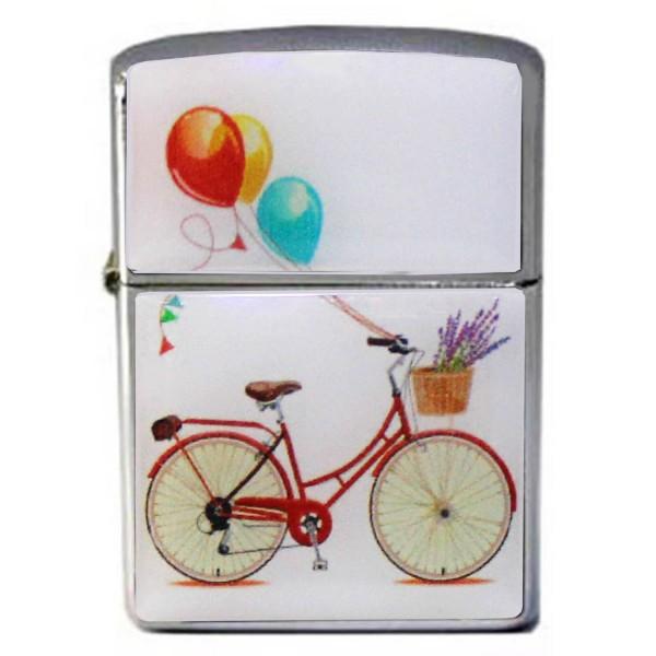 Balonlu Bisiklet Çakmak