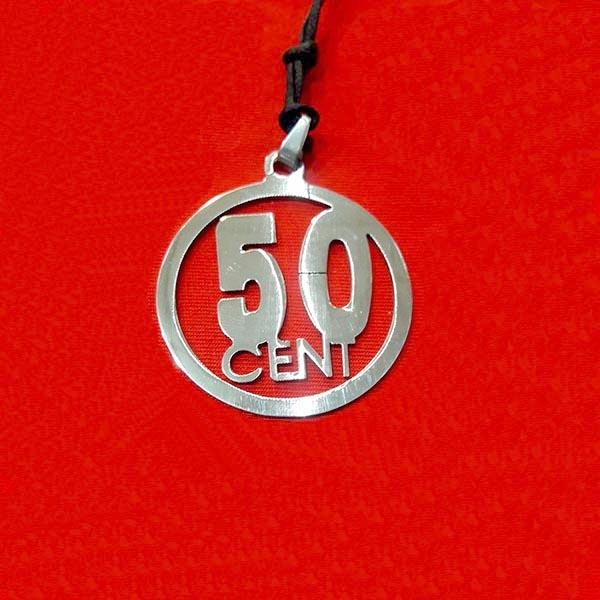 50 Cent Kolye
