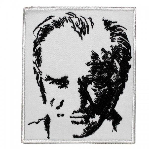 Atatürk Arma Beyaz