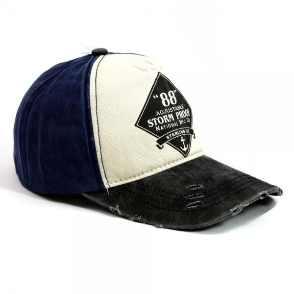 88 Snapback Eskitme Model Şapka-